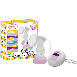 Autumnz BLISS Convertible Single Electric/Manual Breastpump