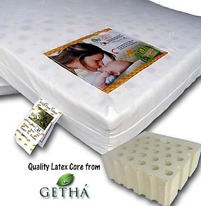 Bumble Bee Latex Baby Mattress - 24