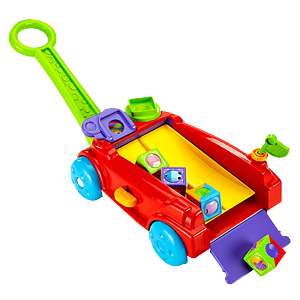 Fisher-Price Roller Blocks-Rockin' Wagon