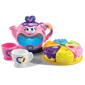 Leap Frog Musical Rainbow Tea Party