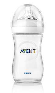 Philips Avent Natural Bottle 260ml/9oz (1pc)