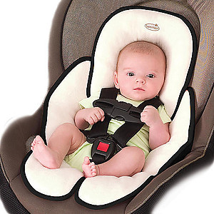 Summer Infant Snuzzler Infant Support For Car Seat & Stroller