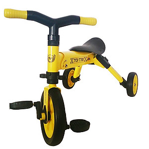 TCV Folding 2 in 1 Tricycle Balance Bike
