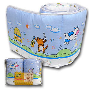 Bumble Bee 2 pcs Cot Bumper