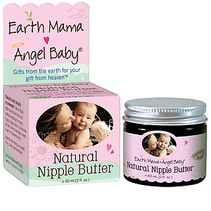 Earth Mama Angel Baby Natural Nipple Butter (60ml/2oz)