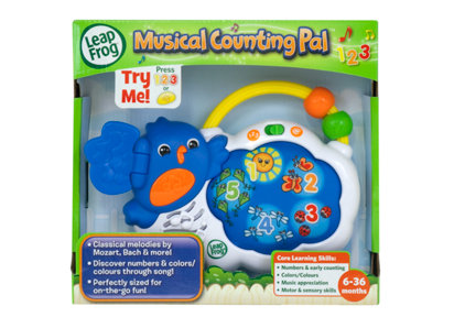 Leap Frog Musical Counting Pal