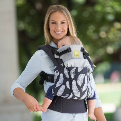 Lillebaby Complete All Seasons Baby Carrier - Birds Of A Feather