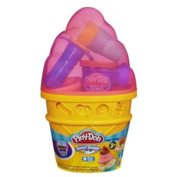 Play-Doh Sweet Shoppe Ice Cream Cone Container
