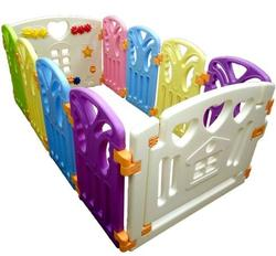 Coby Haus Safety Play Fence (8+2)