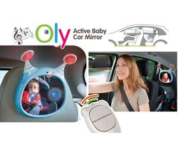 Benbat Oly Active Baby Car Mirror (1pc)