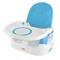 Fisher-Price Deluxe Quick-Clean Portable Booster