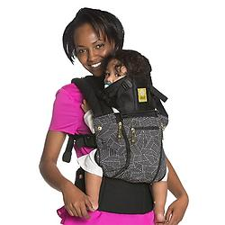 Lillebaby Complete All Seasons Baby Carrier - 5th Avenue (Limited Edition)