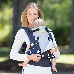 Lillebaby Complete All Seasons Baby Carrier - Stars In Our Eyes