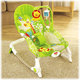 Fisher-Price Rainforest Friends Newborn To Toddler Portable Rocker
